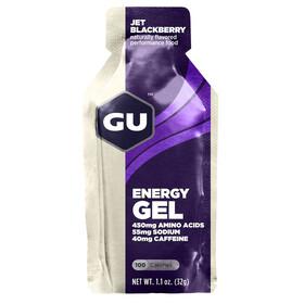 GU Energy Energy Gel Jet Blackberry 32g